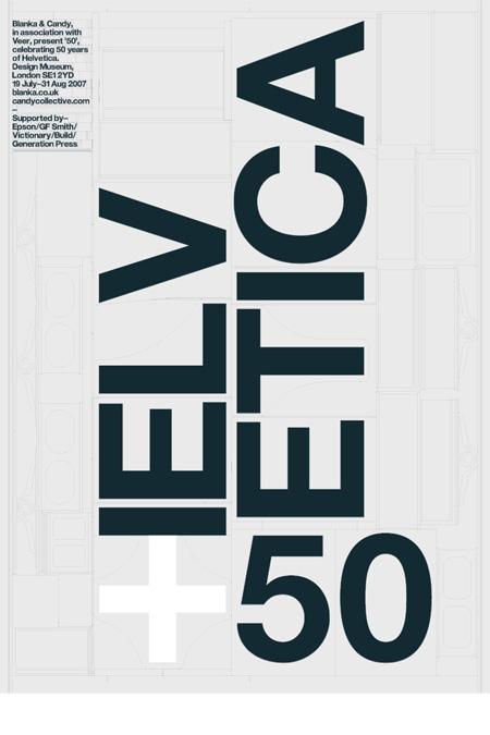 Helvetica 50 Years!