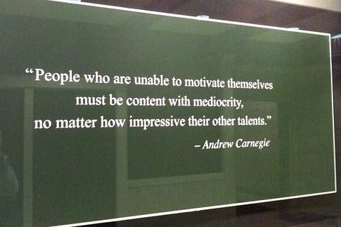 Frase Andrew Carnegie